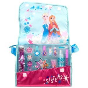Markwins Disney Frozen Makeup Adventure Messenger bag Детски козметичен комплект чантичка с грим