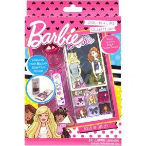 Markwins Barbie Doll Lip set Детски козметичен комплект