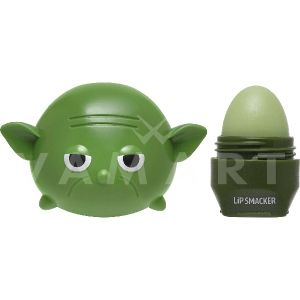 Lip Smacker Star Wars Yoda Lip Balm Балсам за устни с аромат на мента