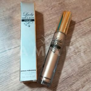 Paco Rabanne Lady Million Lucky Lip gloss 3ml Гланц за устни