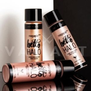 Wet n Wild MegaGlo Hello Halo Liquid Highlighter 306 Guilded Glow Течен хайлайтър