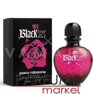 Paco Rabanne Black XS For Her Eau de Toilette 80ml дамски