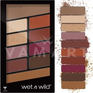 Wet n Wild Color Icon Eyeshadow 10 Pan Palette 758 Rose in the Air Палитра сенки за очи