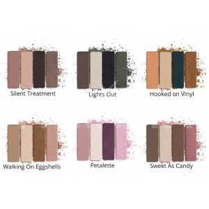 Wet n Wild Color Icon Eyeshadow Quad 4 Палитра сенки за очи 337 Silent Treatment