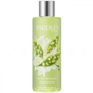 Yardley London Lily of the Valley Moisturising Body Wash 250ml дамски