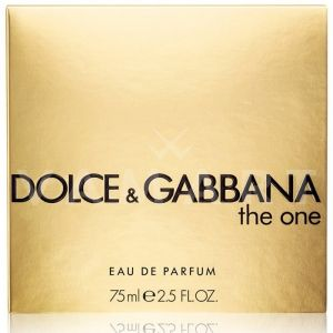 Dolce & Gabbana The One Eau de Parfum 75ml дамски