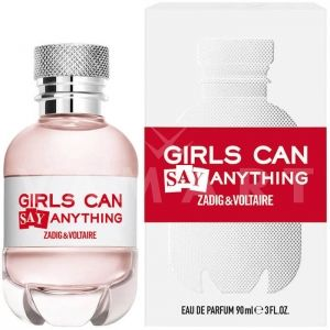 Zadig & Voltaire Girls Can Say Anything Eau de Parfum 90ml дамски без опаковка