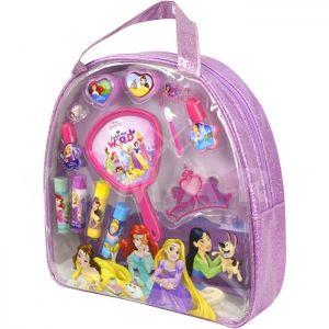 Markwins Disney Princess Beauty Bag Раница за красота Детски козметичен комплект с гримове