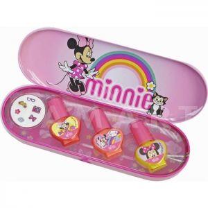 Markwins Disney Minnie Mouse Детски козметичен комплект Кутия за нокти