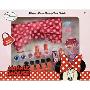 Markwins Disney Minnie Mouse Styling Makeuo purse and beauty Комплект с грим и несесер