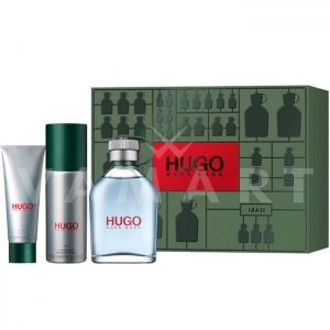 Hugo Boss Hugo Eau de Toilette 125ml + Shower Gel 50ml + Deodorant Spray 150ml мъжки комплект