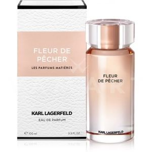 Karl Lagerfeld Fleur de Pecher for women Eau de Parfum 100ml дамски без опаковка