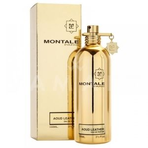 Montale Aoud Leather Eau de Parfum 100ml унисекс без опаковка