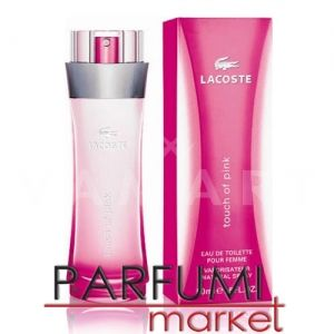 Lacoste Touch of Pink Eau de Toilette 90ml дамски