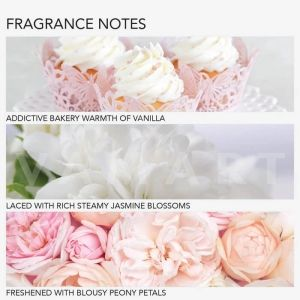 Grace Cole England Vanilla Blush & Peony Refreshing Body Mist 250ml Освежаващ спрей за тяло