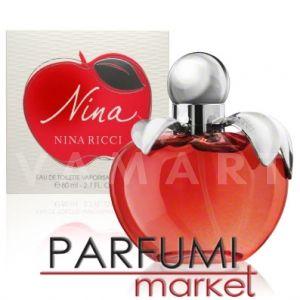 Nina Ricci Nina Eau de Toilette 80ml дамски