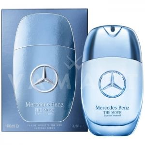 Mercedes Benz The Move Express Yourself