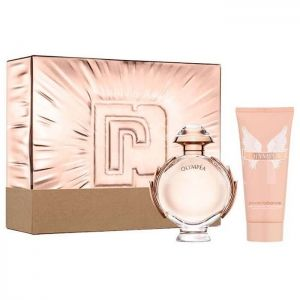 Paco Rabanne Olympea Eau de Parfum 80ml + Body Lotion 100ml дамски комплект