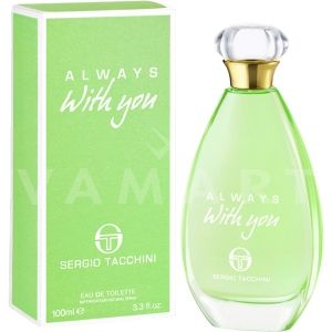 Sergio Tacchini Always With You Eau de Toilette 100ml дамски без опаковка