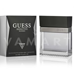 Guess Seductive Homme Eau de Toilette 100ml мъжки без опаковка