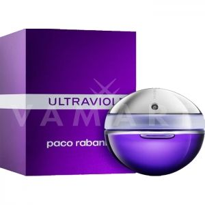 Paco Rabanne Ultraviolet for Woman Eau de Parfum 80ml