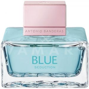 Antonio Banderas Blue Seduction for women Eau de Toilette 80ml