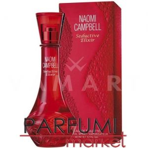Naomi Campbell Seductive Elixir Eau de Toilette 50ml дамски