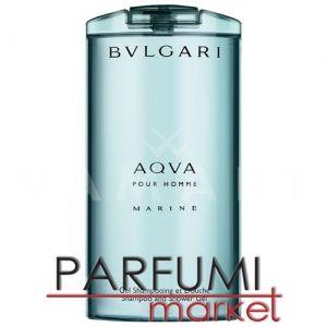 Bvlgari AQVA Pour Homme Marine Shower Gel 200ml мъжки