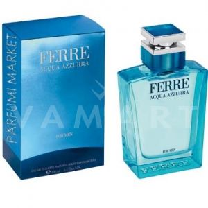 Gianfranco Ferre Acqua Azzurra for Men Eau de Toilette 30ml мъжки
