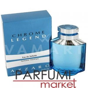 Azzaro Chrome Legend Eau de Toilette 125ml мъжки