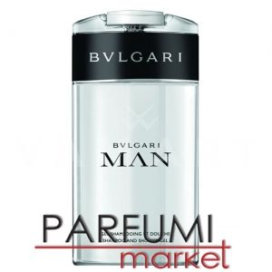 Bvlgari Man Shampoo & Shower Gel 200ml мъжки