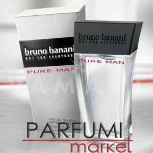 Bruno Banani Pure Man Eau de Toilette 50ml мъжки без кутия
