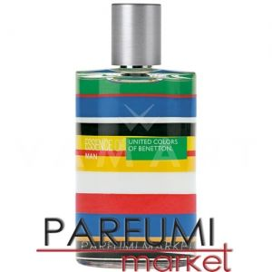 Benetton Essence of United Colors Man Eau de Toilette 100ml мъжки