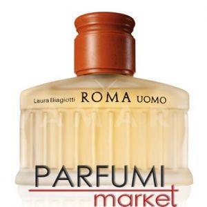 Laura Biagiotti Roma Uomo Eau de Toilette 125ml мъжки