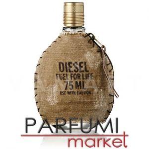 Diesel Fuel For Life Pour Homme Eau de Toilette 75ml мъжки без кутия