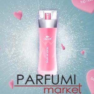 Lacoste Love of Pink Eau de Toilette 90ml дамски без кутия