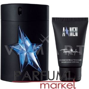 Thierry Mugler Angel A Men Eau de Toilette 50ml + Shower Gel 50ml мъжки комплект