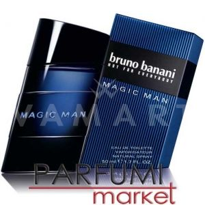 Bruno Banani Magic Man Eau de Toilette 50ml мъжки без кутия