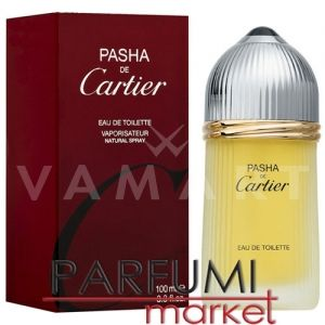 Cartier Pasha de Cartier Eau de Toilette 50ml мъжки
