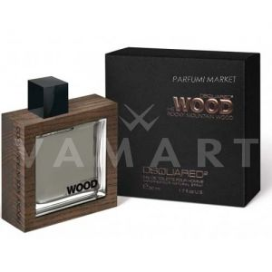 Dsquared2 He Wood Rocky Mountain Wood Eau de Toilette 100ml мъжки без кутия