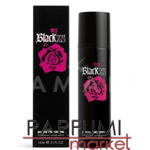 Paco Rabanne Black XS For Her Deodorant Spray 150ml дамски