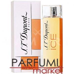 S.T. Dupont Essence Pure Ice Pour Femme Eau de Toilette 100ml дамски без кутия