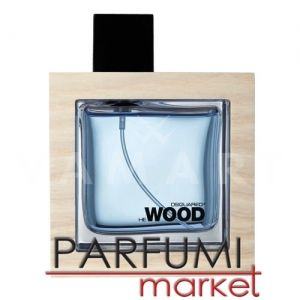 Dsquared2 He Wood Ocean Wet Wood Eau de Toilette 100ml мъжки без кутия