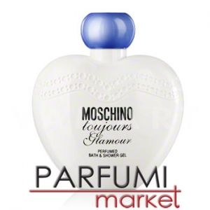 Moschino Toujours Glamour Shower Gel 200ml дамски