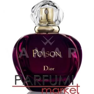 Christian Dior Poison Eau de Toilette 100ml дамски без кутия