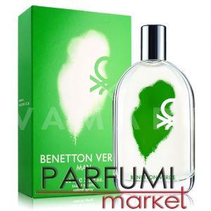 Benetton Verde Man Eau de Toilette 30ml мъжки