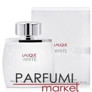 Lalique White pour homme Eau de Toilette 75ml мъжки без кутия