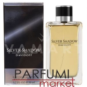 Davidoff Silver Shadow Eau de Toilette 50ml мъжки
