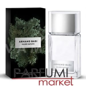 Armand Basi Silver Nature Eau de Toilette 100ml мъжки без кутия