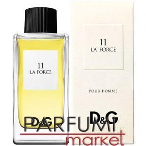 Dolce & Gabbana Anthology La Force 11 Eau de Toilette 100ml мъжки без кутия